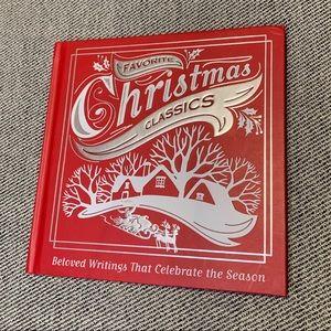 Favorite Christmas Classics Hallmark Gift Book